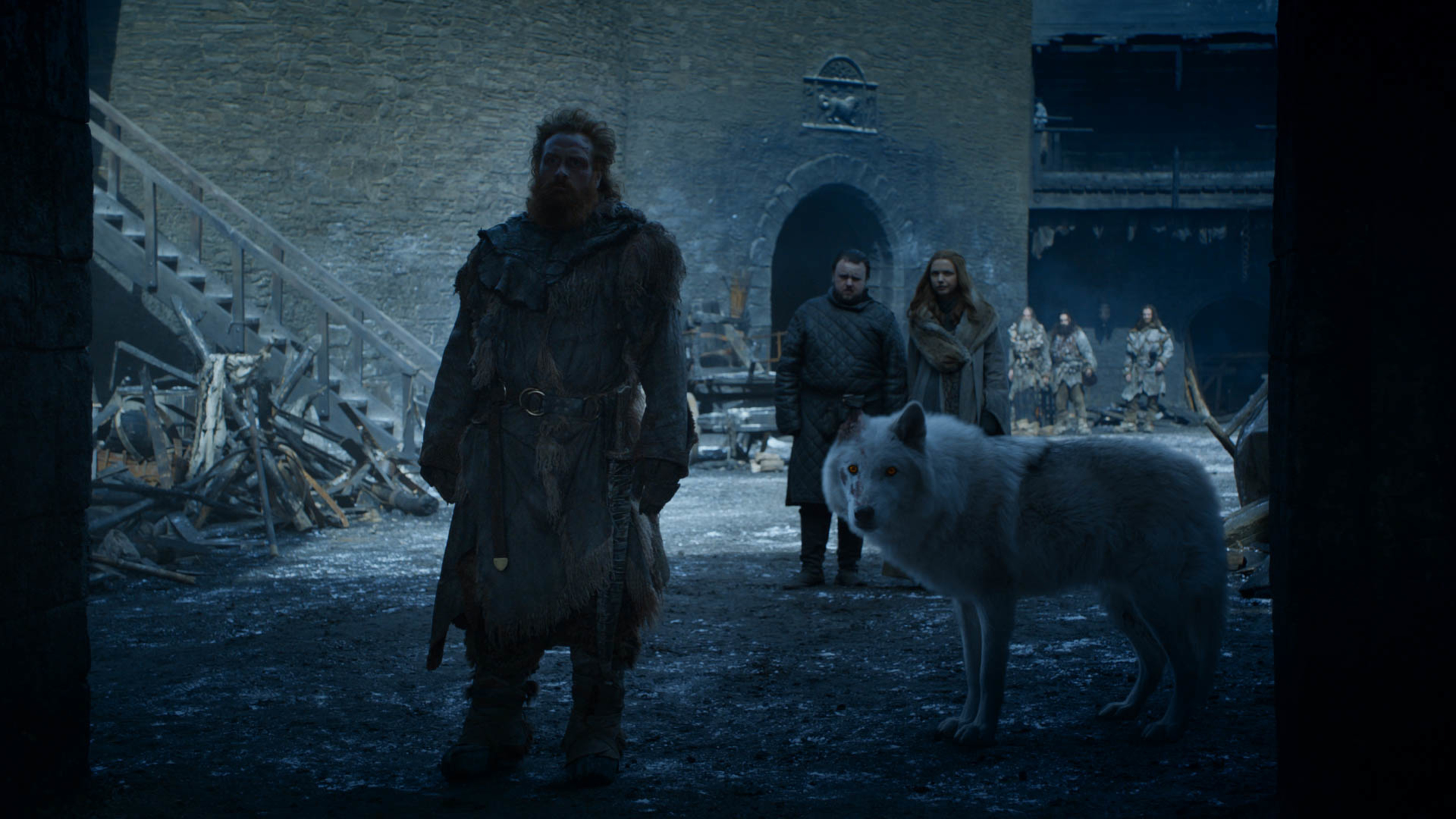 Game Of Thrones Actor Says The Show Filmed An Alternative Ending To The Series The Boston Globe